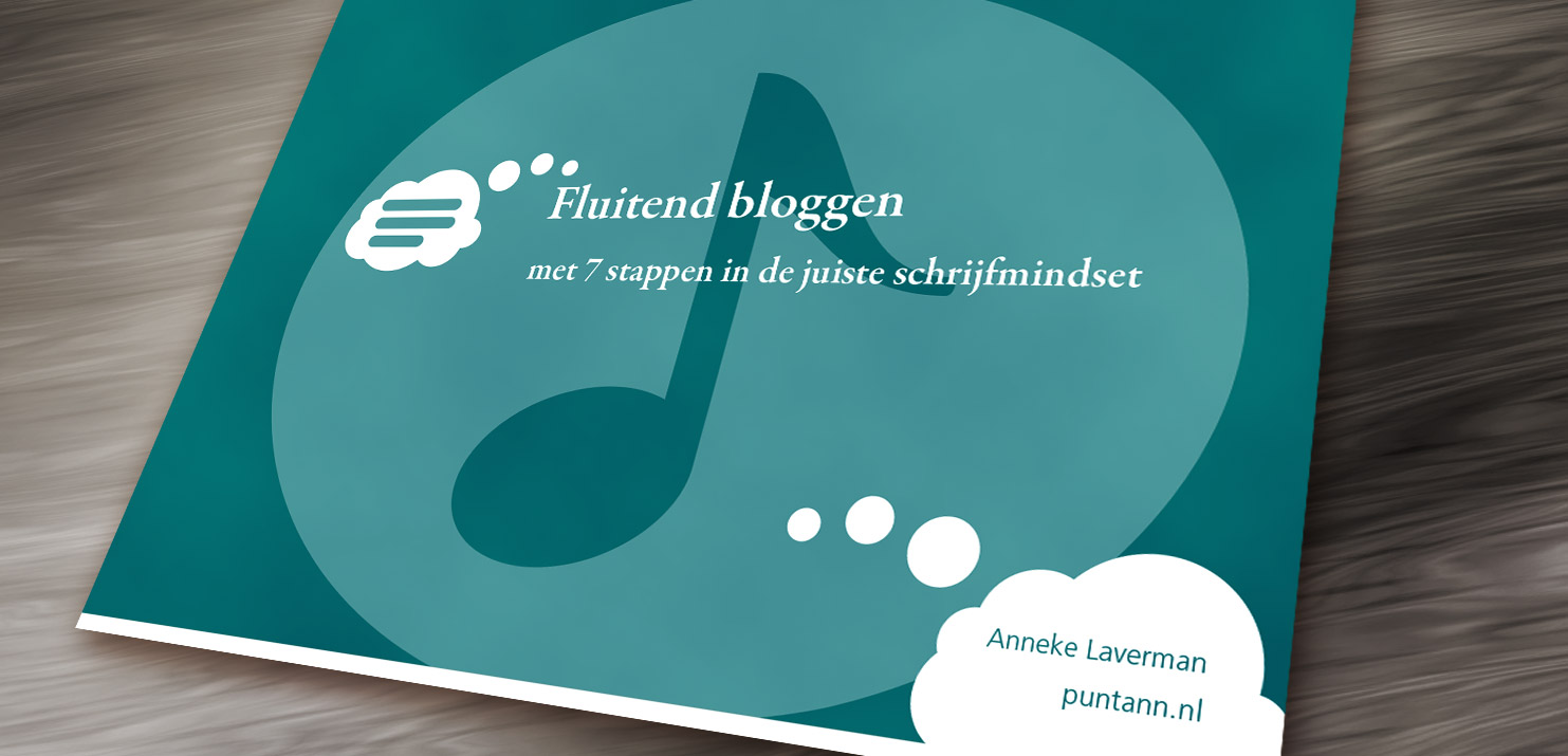 e-book design voor fluitend bloggen
